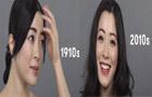 中国女孩发型百年变化