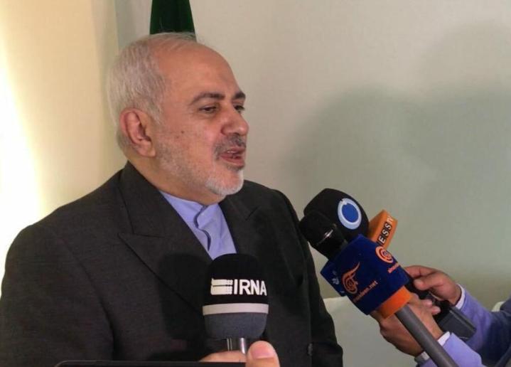 伊朗外长扎里夫接受IRNA采访