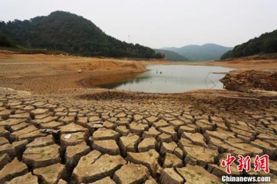 江西平均降雨量排历史同期末位71县(市、区)现旱情