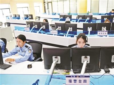 社會熱點事件:110接警員5次回撥電話救回輕生花季少女