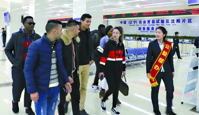 """辽宁自贸试验区沈阳片区""""闯""""出一番新天地"""