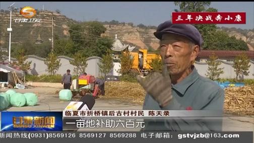 临夏:传统产业焕发新活力 精准扶贫再添新动力