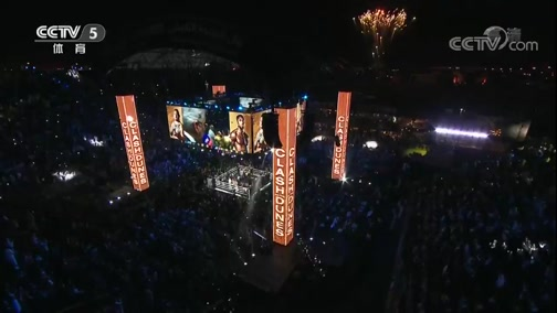 [拳击]重量级拳王争霸赛 小鲁伊兹VS约舒亚