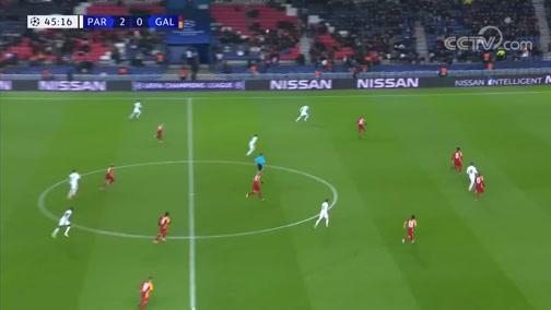 [欧冠]A组第6轮:巴黎圣日耳曼VS加拉塔萨雷 完整赛事