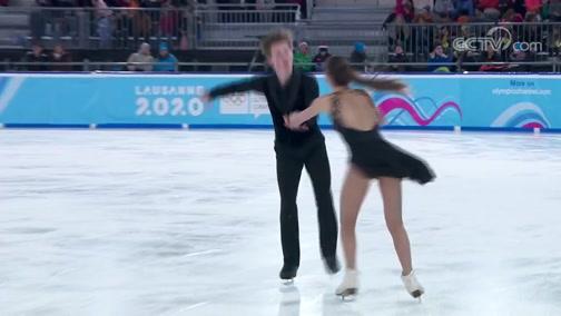 [花滑]2020年冬青奥会:花样滑冰冰舞自由舞