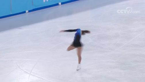 [花滑]冬青奥会花样滑冰:女单自由滑