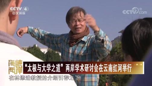 """[海峡两岸]""""太极与大学之道""""两岸学术研讨会在云南红河举行"""