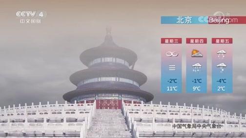 [中国新闻]2020年2月12日天气预报