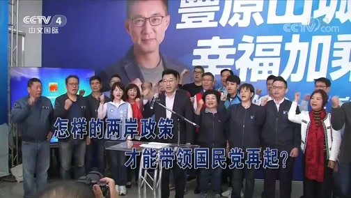 [海峡两岸]党主席补选 国民党别病急乱投医