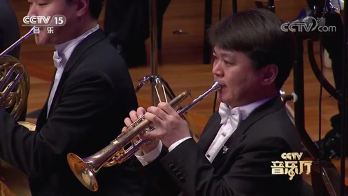 [CCTV音乐厅]大海 第三乐章 指挥:尼古拉·沙尔文[法] 演奏:中国国家芭蕾舞团交响乐团