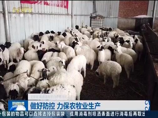[内蒙古新闻联播]做好防控 力保农牧业生产