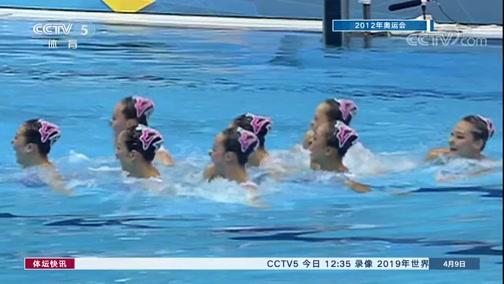 [游泳]奥林匹克故事——花样游泳