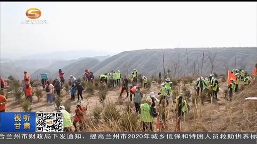 [甘肃新闻]云公益助力义务植树添新绿
