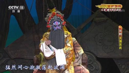 [CCTV空中剧院]新编历史剧《大漠苏武》 第三场