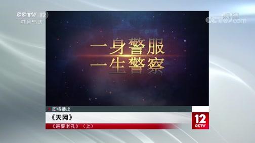 《天网》 20200702 巡警老孔(上)