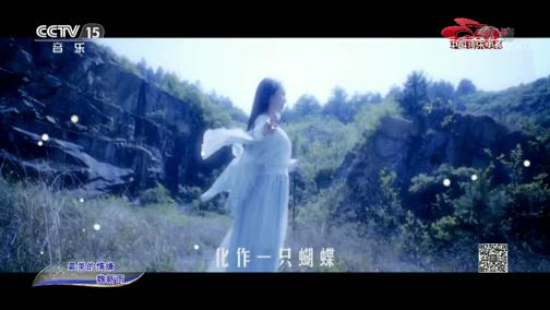 [中国音乐电视]歌曲《最美的情缘》 演唱:魏新雨