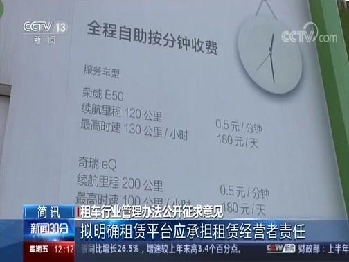 [新闻30分]简讯央视网2020年08月07日 12:32
