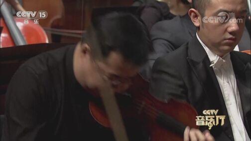[CCTV音乐厅]《英雄的生涯》Ⅲ 英雄的爱情 指挥:杨洋 演奏:杭州爱乐乐团