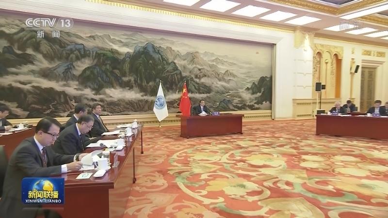 李克强出席上海合作组织成员国政府首脑(总理)理事会第十九次会议