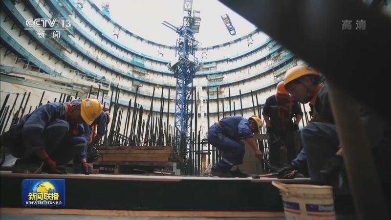 华龙一号全球首堆投入商业运行 我国自主三代核电技术跻身世界前列