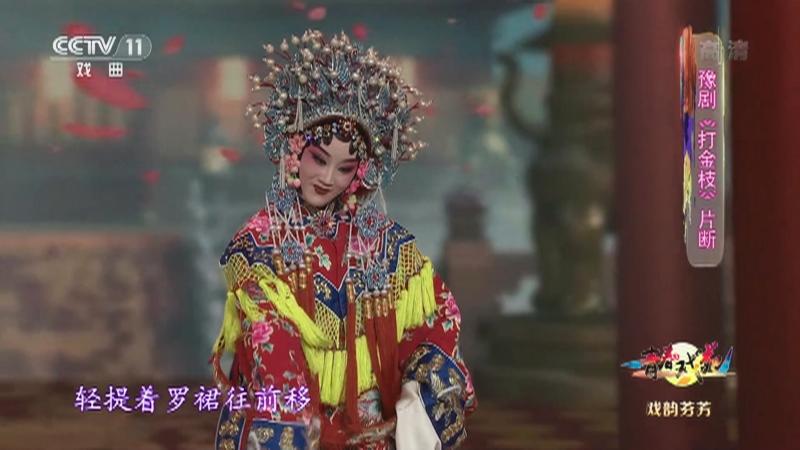豫剧打金枝片断 主演:景帅媛(青春戏苑)