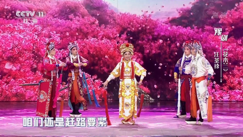 豫剧花木兰 主演:汪荃珍(一鸣惊人)
