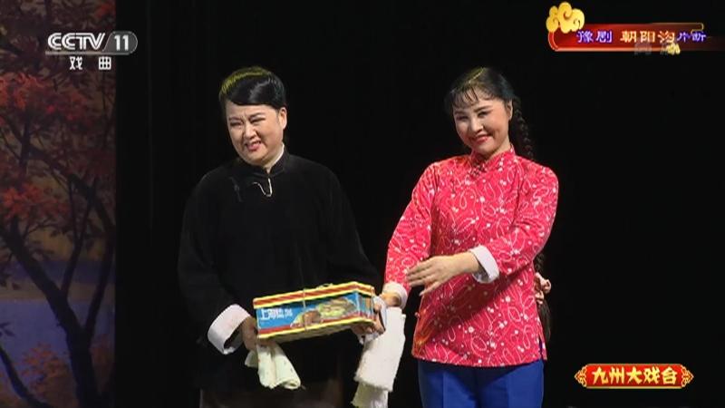 豫剧朝阳沟片断 主演:杨红霞 盛红林 九州大戏台 20210429