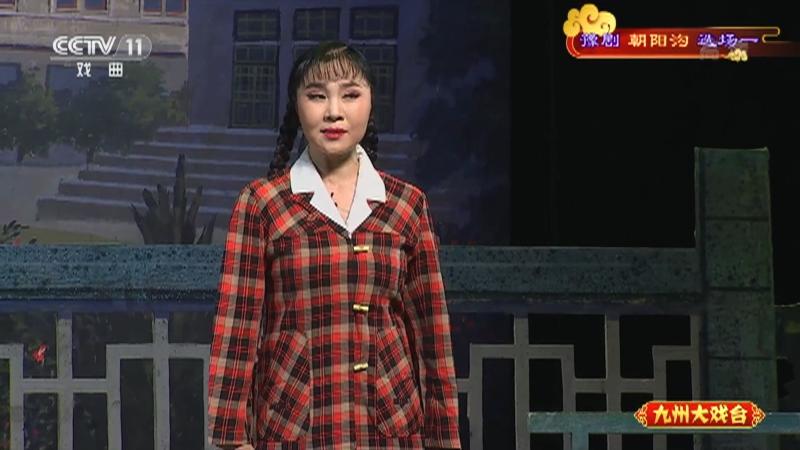 豫剧朝阳沟选场一 主演:杨红霞 盛红林 九州大戏台 20210513