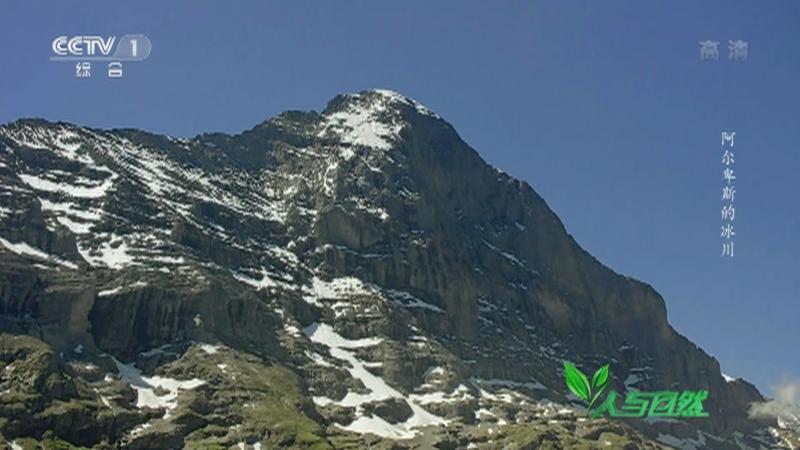 《人与自然》 20210707 阿尔卑斯的冰川