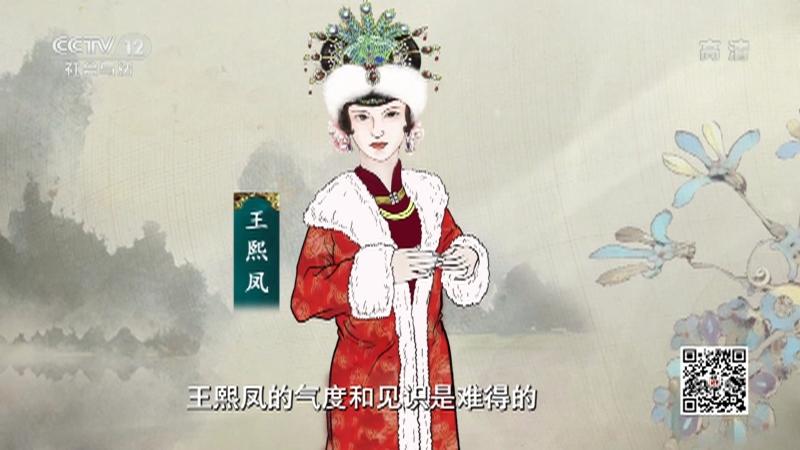 《法律讲堂(文史版)》 20210819 《红楼梦》中的法文化·王熙凤的管家经(下)