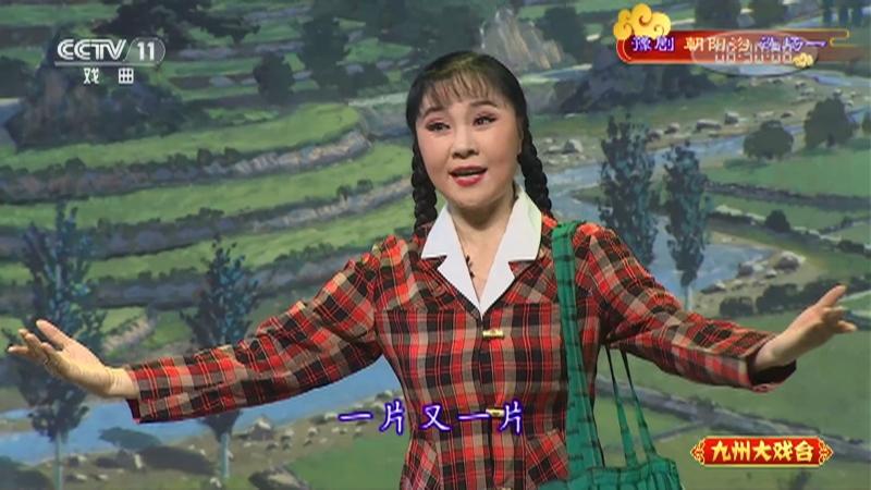 豫剧朝阳沟选场一 主演:杨红霞 盛红林 九州大戏台 20210914