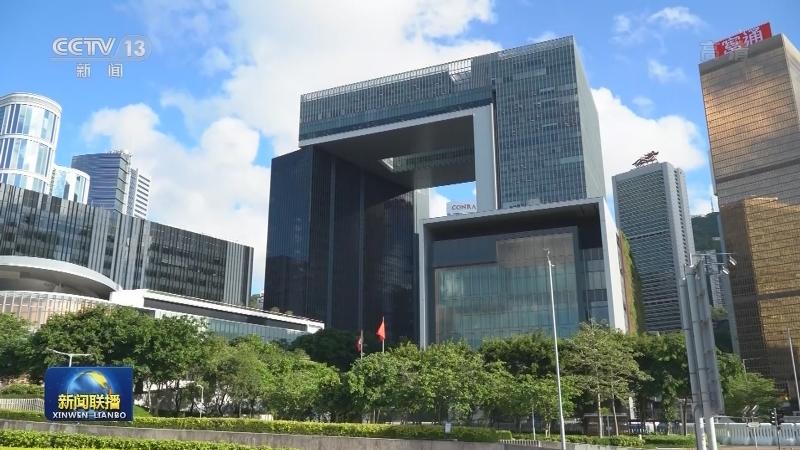 香港特区举行完善选举制度后的首次选举委员会选举
