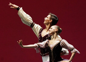第四屆北京國際芭蕾舞暨編舞比賽開幕式