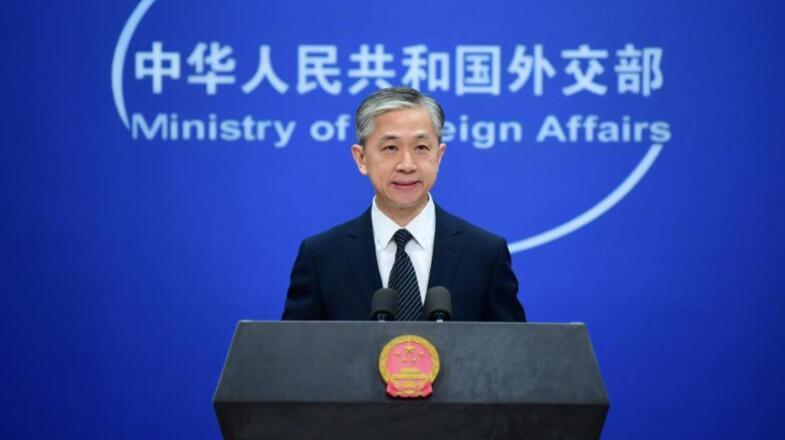 中国外交部:中国始终做世界和平的建设者