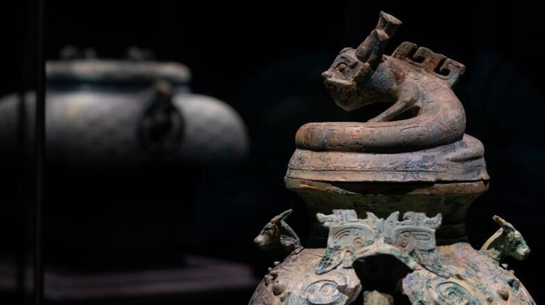 流散海外的青铜器 西方人眼中的艺术巅峰,中国人心底的文化认同