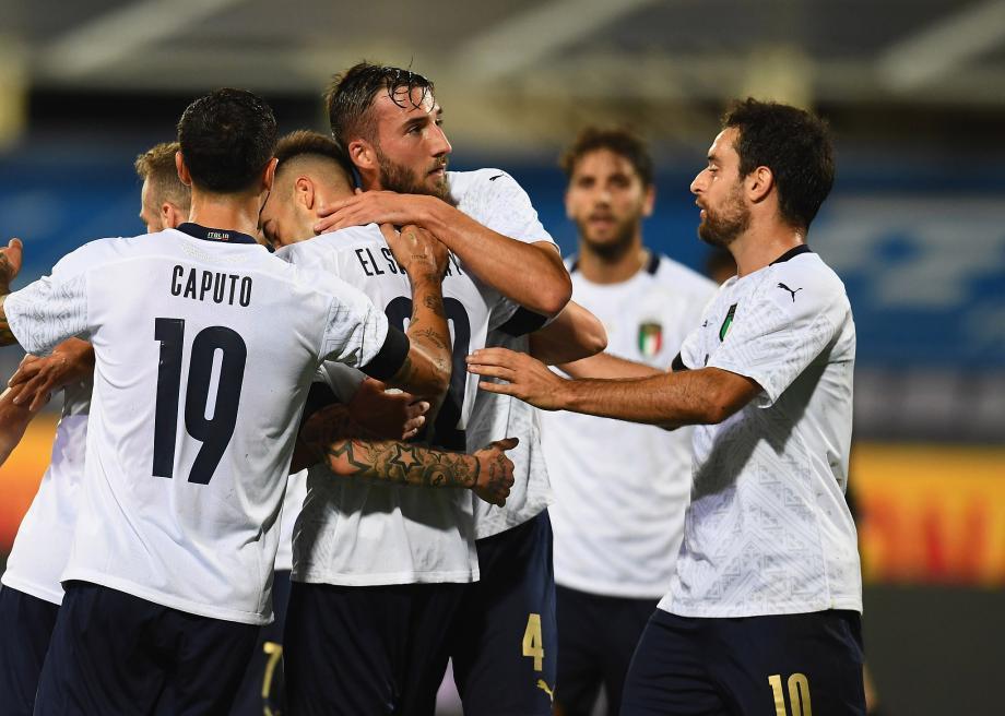 热身赛-沙拉维梅开二度 意大利6-0大胜摩尔多瓦