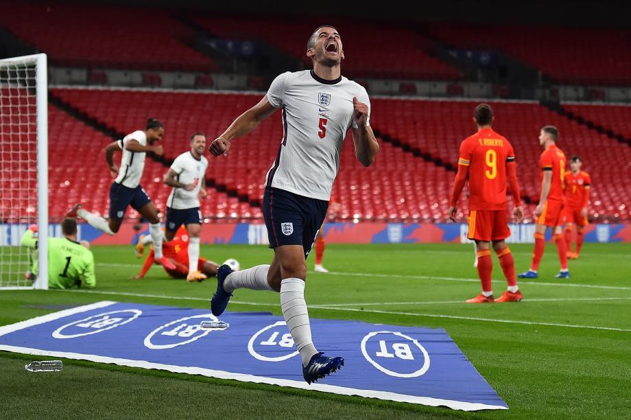 热身赛-格拉利什助攻勒温处子球 英格兰3-0威尔士