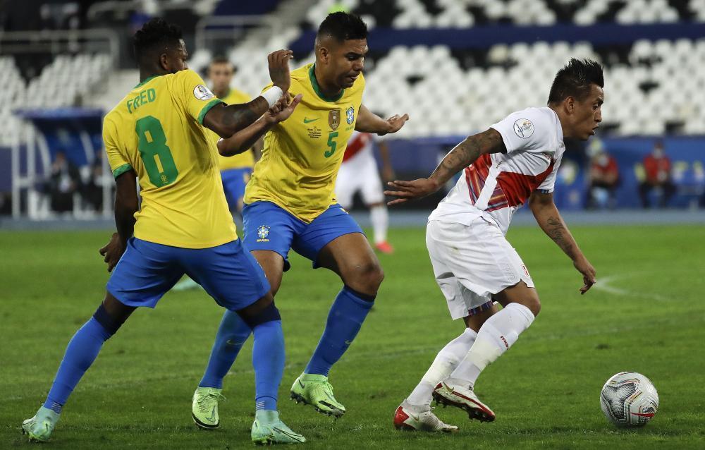 美洲杯:巴西1-0秘鲁进决赛插图(6)