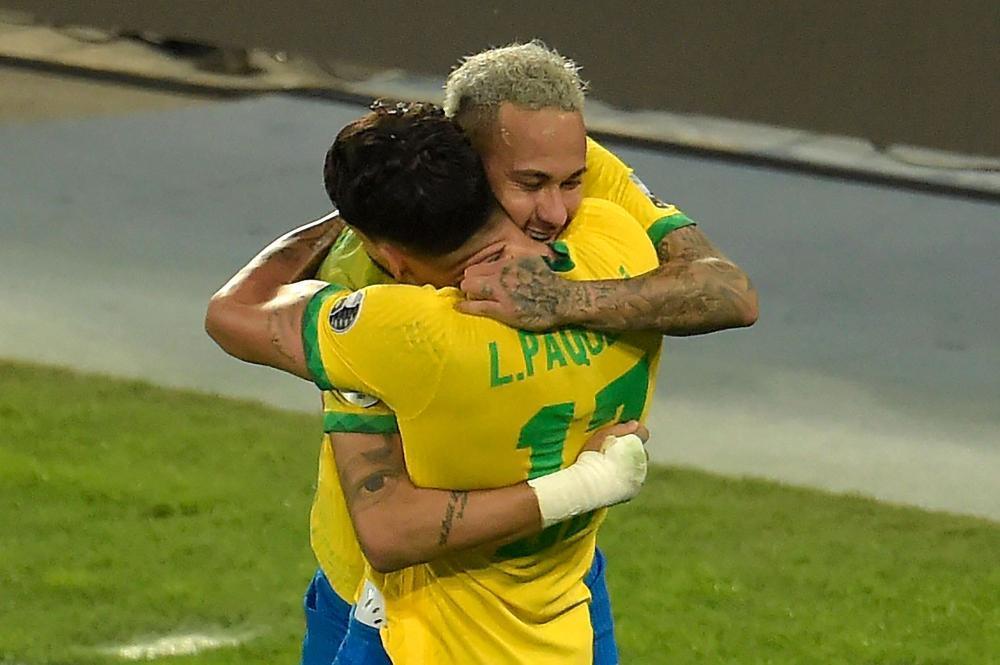 美洲杯:巴西1-0秘鲁进决赛插图(5)