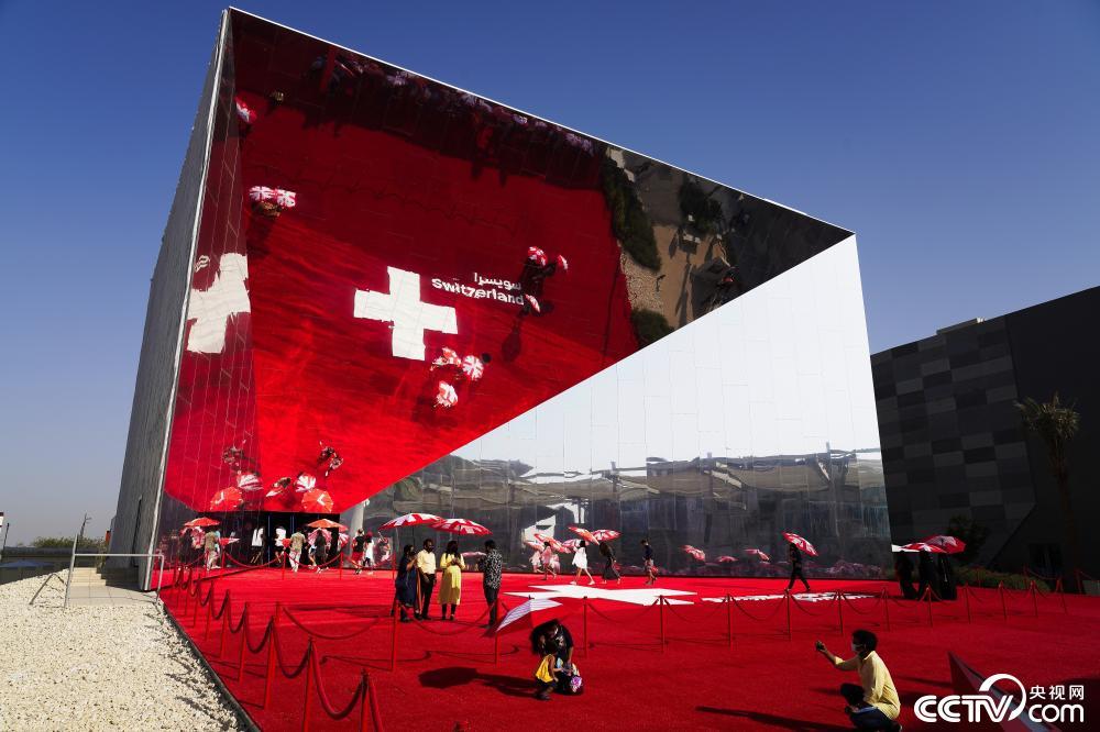 迪拜世博会正式开园