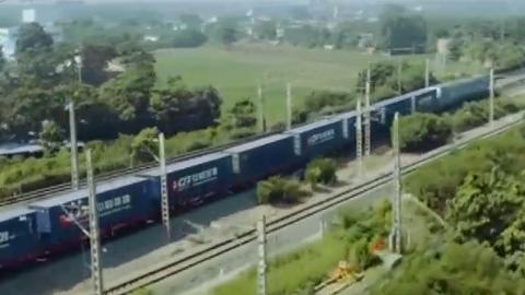 """[视频]【共建""""一带一路"""" 开创美好未来】设施联通 打造共同繁荣发展之路"""