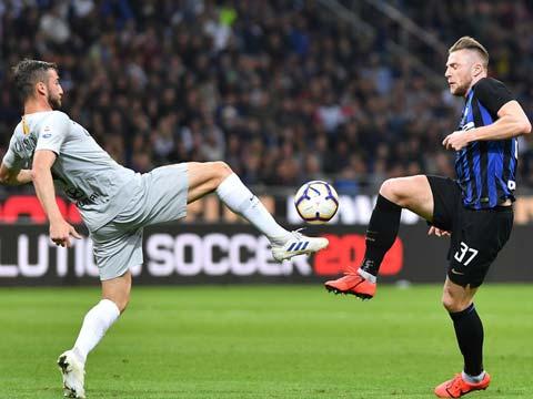 [意甲]第33轮:国际米兰VS罗马 上半场