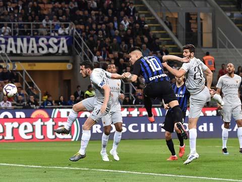 [意甲]第33轮:国际米兰VS罗马 下半场