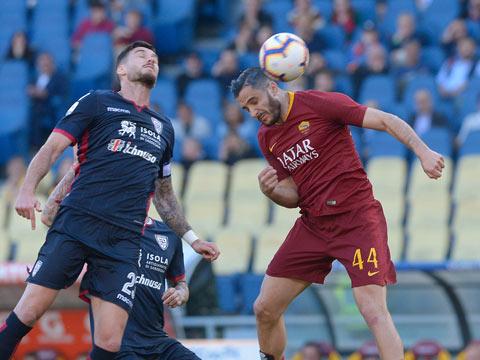 [意甲]第34轮:罗马VS卡利亚里 完整赛事