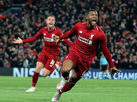 [冠军欧洲]利物浦通往决赛之路——永不独行