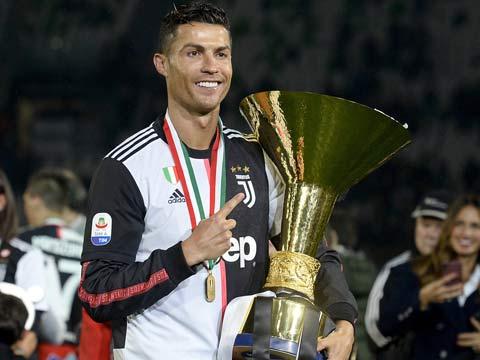 [意甲]2018-19赛季意大利甲级联赛冠军颁奖仪式