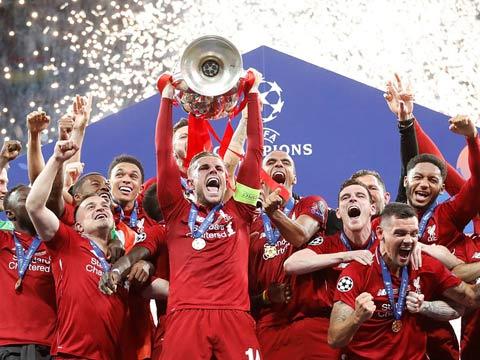 [欧冠]利物浦击败热刺 第六次捧起欧冠奖杯