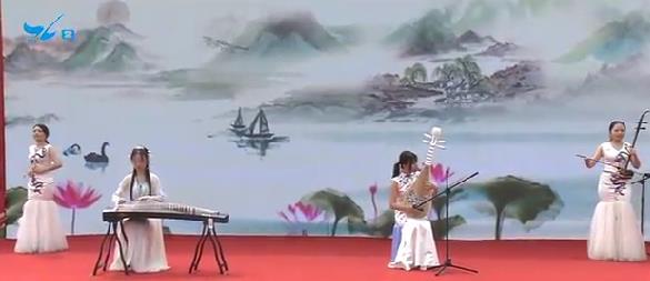 """同安举办庆祝新中国成立70周年暨""""粽香同安 情系万家""""主题活动  00:01:45"""