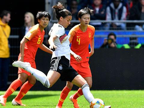 [女足世界杯]小组赛B组:德国VS中国 完整赛事