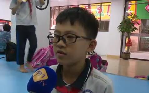 浒井公益图书馆  为外来娃营造书香乐园[今日视区 2019.06.17] 00:02:01